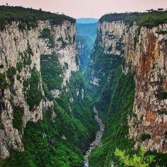 Brazil Wonders - Parque Nacional dos Aparados da Serra - Rio Grande do Sul/Santa Catarina (by Olhar de Viajante)