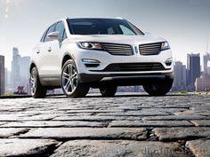 Кроссовер Lincoln MKC 2015 / Линкольн МКС – вид спереди