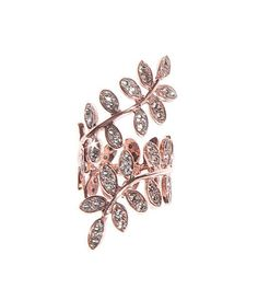 Picture of Bague Anne contrarié or rose / Rose gold Anne contrarié ring