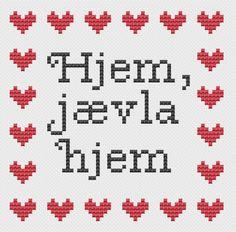 Bilderesultat for geriljabroderi Embroidery Stitches, Needlework, Diy And Crafts, Cross Stitch, Sewing, Diagram, Patterns, Fun, Decor