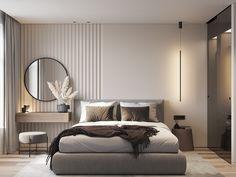 Room Design Bedroom, Master Bedroom Interior, Modern Master Bedroom, Bedroom Furniture Design, Home Room Design, Home Decor Bedroom, Modern Luxury Bedroom, Luxury Bedroom Design, Luxurious Bedrooms