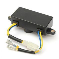 1.5V 3500 Watt 3.5KW Generator AVR Automatic Voltage Regulator Rectifier Black