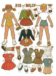 Katy - Bobe Green - Picasa Webalbum * 1500 free paper dolls at artist Arielle Gabriel's International Paper Doll Society also her new memoir The Goddess of Mercy & the Dept  of Miracles playing with paper dolls in Montreal *