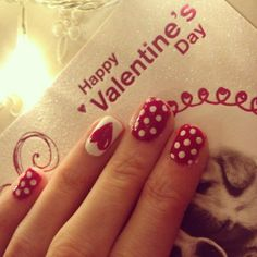 10 Valentine's Day Nail Art Designs You Must Check Out!