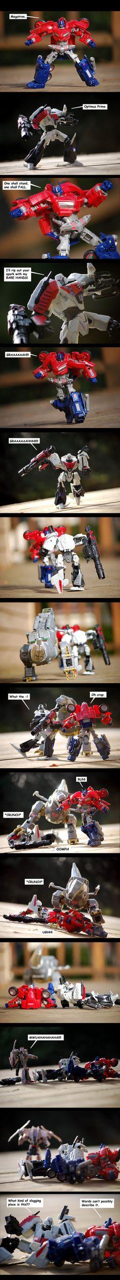 Showdown Redux by The-Starhorse.deviantart.com on @DeviantArt