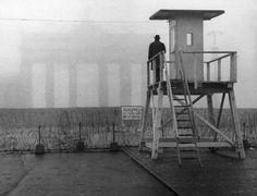 by Rudi Meisel, Looking east, 1961