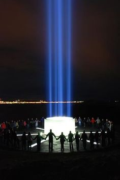 On October 9th 2012, I will relight Imagine Peace Tower in memory of my late husband John Lennon, on the island of Viðey in Reykjavík, Iceland...happy birthday John
