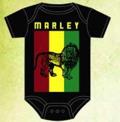 Bob Marley - Onesie Flag