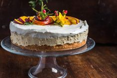 Tort z kremem o smaku jabłek i mango Thermomania Thermomix