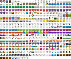 The Ultimate Free Web Designer's Icon Set (750 icons)