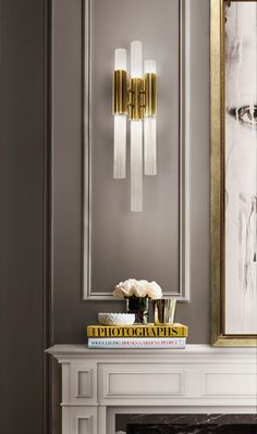 Creating a natural sensation of being in the presence of an actual waterfall, the WATERFALL WALL lamp is an unique piece that puts together the modern and the luxury style perfectly.Find more modern lighting interior design ideas for your project at http://luxxu.net/