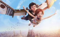 Weinstein's Animated Leap! Pushed Back to Labor Day Weekend The Weinstein Company announced today plans to move their upcoming animated f. Lorax, Dane Dehaan, Carmen Sandiego, Leap Movie, Movie Db, Dragons 3, Film Star Wars, Gotham City, Orphan Girl