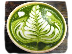 Amazing green!