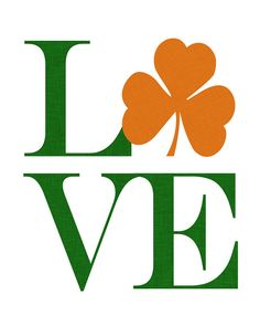 St Patrick's Day love
