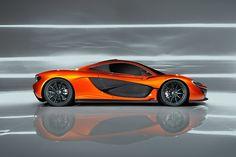 McLaren P1 Concept 2013