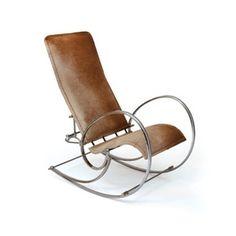 GO Home Cowboy Rocking Chair