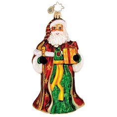 Image detail for -> Christopher Radko Ornaments > Golden Glow - Christopher Radko ...