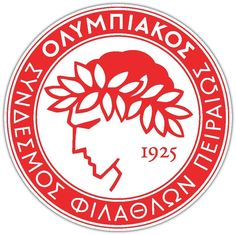 "$2.99 - Olympiacos Fc Greece Football Soccer Car Bumper Sticker Decal 4.6""X4.6"" #ebay #Collectibles"