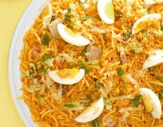 Pancit Malabon —originates, obviously, from Malabon, a coastal city. Because of its proximity to local fish markets, Pancit Malabon's edge over all the other kinds of pancit is its wide range of seafood ingredients. For instance, the more fancy versions of Pancit Malabon has oysters and crab meat as toppings.