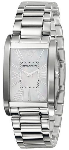 Emporio Armani Womens Watch AR2037 Super Slim Relógios Bonitos, Relógios  Para Homens, Relógios Femininos 153108085f