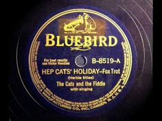 """Some Cat & Fiddle party music. Are you a """"Hep Cat?"""""""