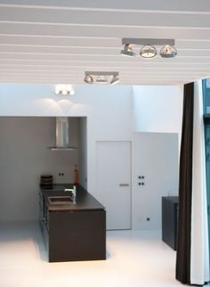 RAND, Interior Ceiling Surface mounted spots by Delta Light
