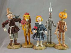 Dorothy and the gang, Summer 2015