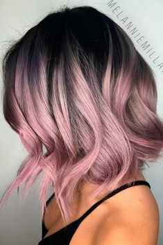43 Superb Medium Length Hairstyles For An Amazing Look - Frisuren Tutorials - Frisuren What Is Balayage Hair, Hair Color Balayage, Hair Highlights, Summer Highlights, Light Highlights, Ombre Hair, Bright Hair Colors, Hair Color Dark, Cool Hair Color