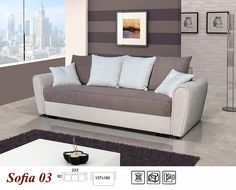 Sofa Bed SOFIA is on SALE now! #modern #furniture #sofa #bed #polish #poskie #meble #sofa #salon #epsfurniture