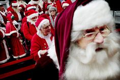 "Santa Claus and White Racial Panic | The Nation ~ ""It is not a question even of the ignorance of white people. It is a question of the fears of white people.""—James Baldwin"