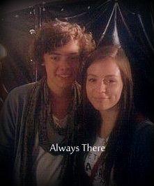 @Gemma Styles @Harry Styles  #bestsiblingsever
