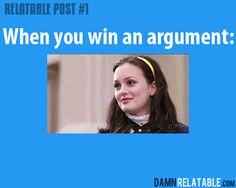 That's so me. @Molly Dolan