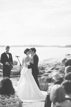 Kate & Conrad / Wedding Style Inspiration / LANE