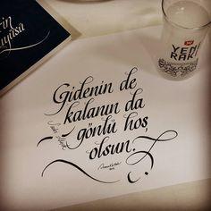 #sadrialışık#guzelsoz#kaligrafi#raki#ask#love#calligraphy#art#sanat#design#artdesign#fenerbahce#typography  (iskenderun Arsuz Şirinyer Restaurant)