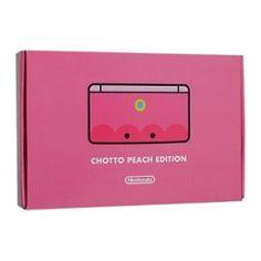 Nintendo 3ds Princess Peach Edition