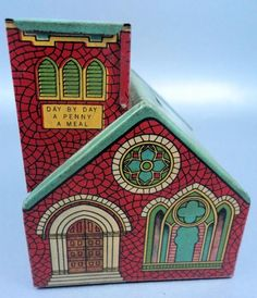 Uncle Louie AND wife MOLL in a vintage outhouse HALLOWEEN dollhouse miniature