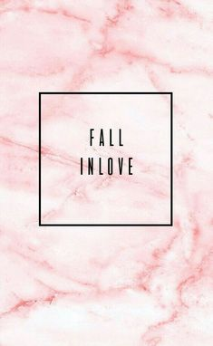 Fall in love!!