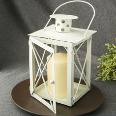 Fashioncraft 9 Tall Lantern Table Centerpiece for sale online