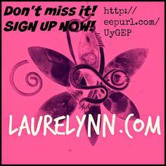 Laurelynn: Laurelynn Newsletter!  Art show DATES & SAVINGS