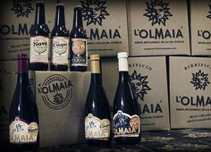 Olmaia beers are hand-crafted without compromises, neither filtered nor pasteurized and carefully fermented in bottle to allow all enthusiasts to enjoy an high quality, pure and natural beer.