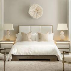 Master Bedroom Interior, Luxury Bedroom Design, Room Ideas Bedroom, Small Room Bedroom, Home Decor Bedroom, Bedroom Colour Schemes Neutral, Bedroom Colors, Beige Living Rooms, Luxurious Bedrooms