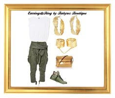 """""""Casual Tuesday!"""" by stylebybabyroz on Polyvore featuring Faith Connexion, Converse and Marni"""