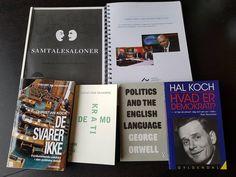 Har du ingen planer Grundlovsdag? Er du i tvivl om, hvad vi faktisk fejrer? Så tjek disse 3 bøger om demokrati, debatkultur og medborgerskab ud!