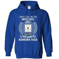I May Live In the United States But I Was Made In Burki - make your own t shirt #tee trinken #tee verpackung
