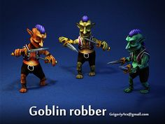 The models are ~1000 triangles and mobile friendly. Hand painted textures. The rigs are mecanim ready and the package includes basic animations:   - Idle   - idle battle  - Walk  - Run   - Jump   - Attack1   - Attack2   - Power attack  - Cast1  - Hit1  - Hit2  - Death1  - Death2    Include 3 color wariations. Textures 1024x1024    This pack is part of a fantasy series.