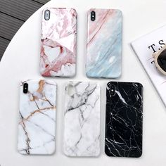 Xiaomi Redmi Soft Marble Case on For Xiaomi Redmi Cover for Xiaomi Etui Fundas Capa Silicone Gel IMD Phone Cases Price: & Worldwide Shipping Diy Iphone Case, Marble Iphone Case, Marble Case, Iphone Phone Cases, Iphone 7 Plus, Iphone 11, Free Iphone, Iphone Deals, Iphone Mobile