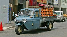 オート三輪が電気自動車で復活 19年ぶりの国産自動車メーカー「日本エレクトライク」