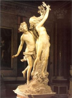 Gian Lorenzo Bernini | Apollo and Daphne, 1622-1625