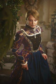 Anna Henrietta (The Witcher 3 -Blood and Wine dlc) by niamash