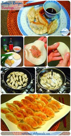How to Make Dumplings | Recipe for Shanghainese Pot Stickers by #PhillyAmbassador Oliver Li #chinese #dimsum